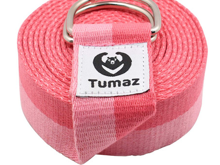 Tumaz Yoga Strap Review