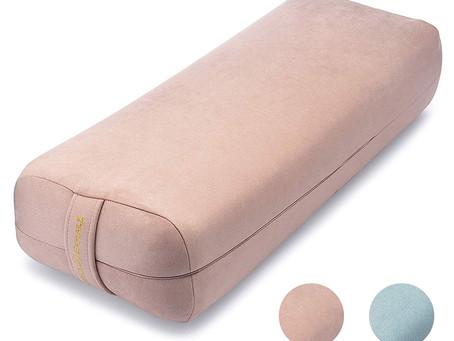 Ajna Yoga Bolster Pillow Review
