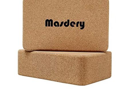 Masdery Premium Cork Yoga Block Review