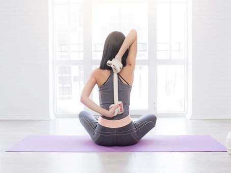 How Do you Use a Yoga Strap???