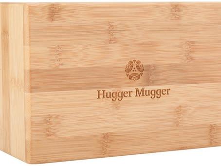 Hugger Mugger Bamboo Yoga Block