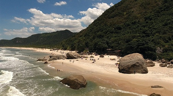 TROPICAL BEACHES OF RIO