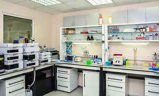 laboratory workspace