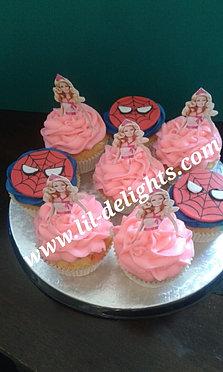 Cakes Alberton Gauteng Lil Delights Cupcakes
