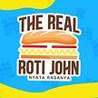 Logo The Real Roti John - muhamad Sahril