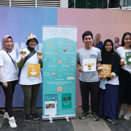 Peringati Hari Peduli Sampah Nasional, Komunitas Surplus Adakan Sunday Zero Food Waste