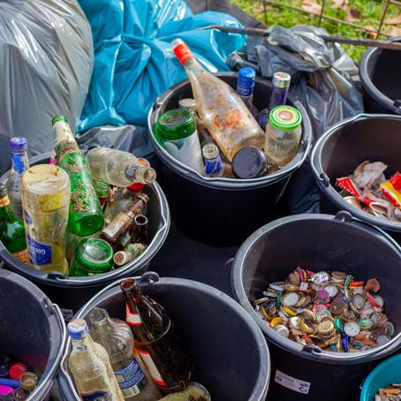Berinisiatif Menabung di Bank Sampah