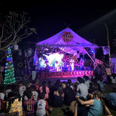 TrashStock Festival: Harmonisasi Lingkungan dan Seni