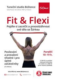 Nové cvičení pro ženy i muže