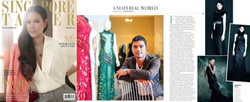 The Material World. Singapore Tatler