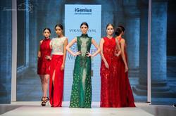 @ Asian Designer Week. Delhi India
