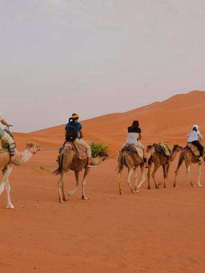 TravelCo: Morocco