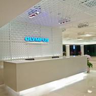 OLYMPUS office interior