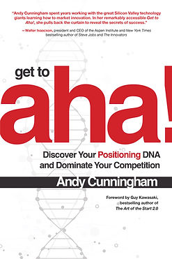 Get to Aha! book on positioning