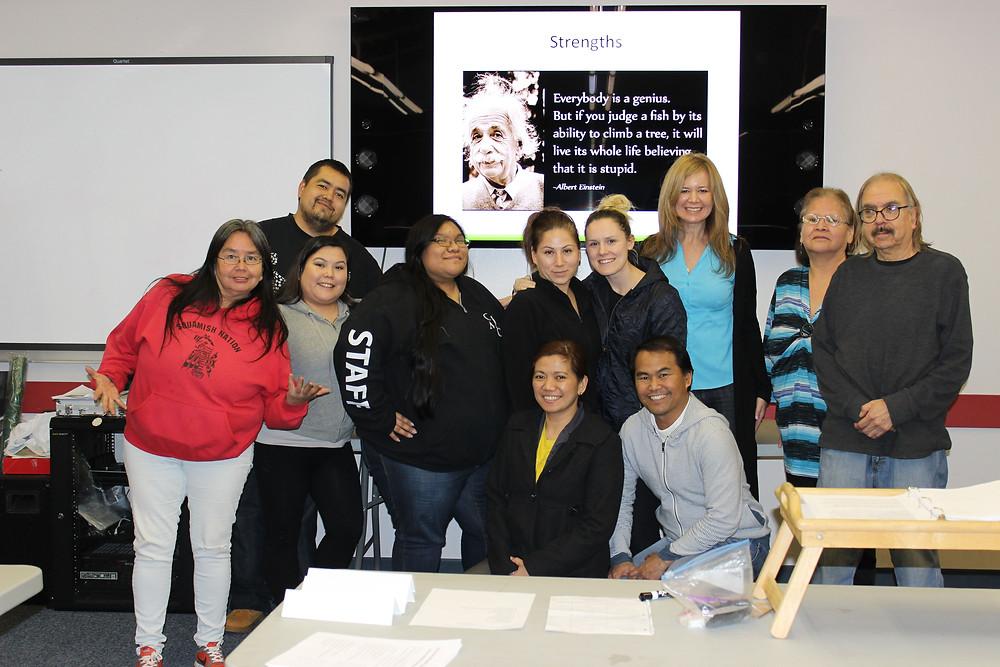 Squamish Nation Entrepreneur Workshop