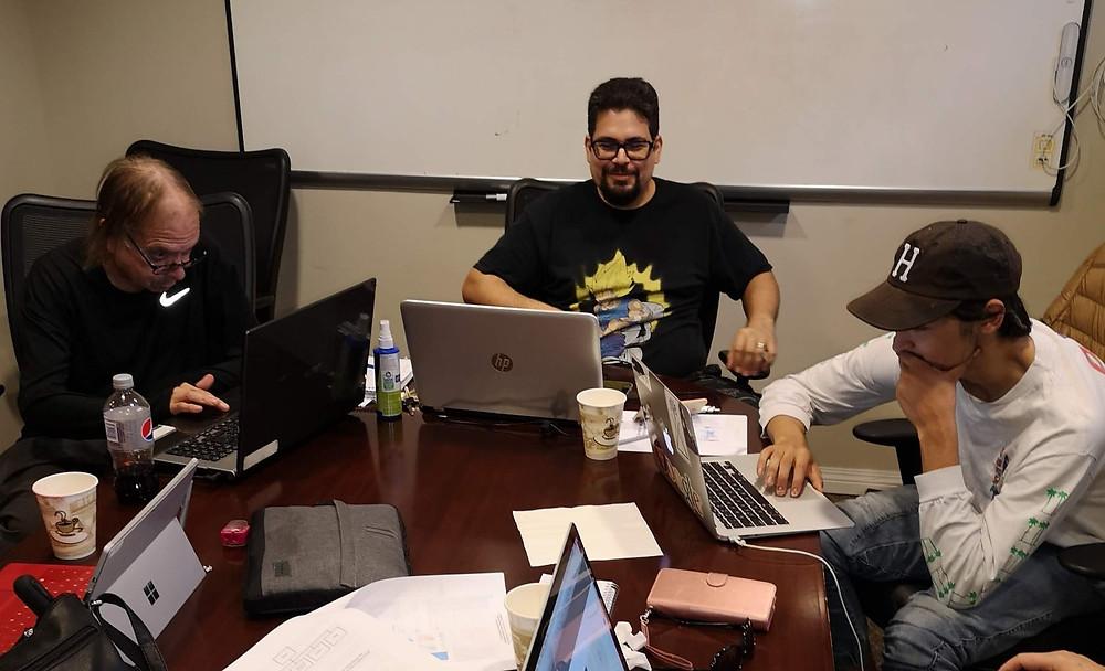 Activ8's Squamish Nation Website Workshop