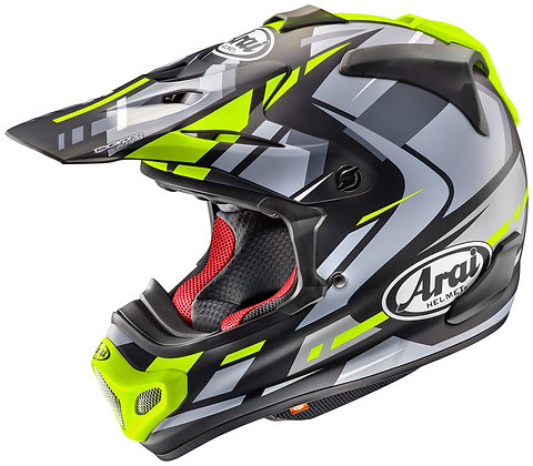 V-CROSS 4 BOGLE YELLOW