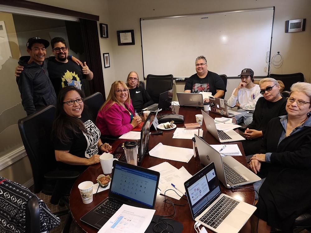 Activ8's Squamish Nation 2-day Website Workshop