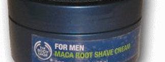 Maca Shave Cream Camera