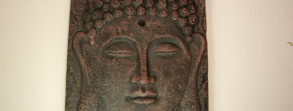Buddha plaque hidden camera