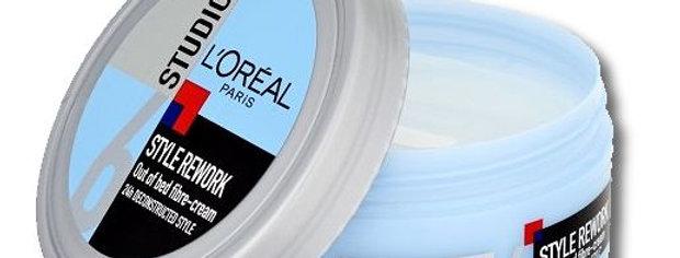 Studio hair gel camera