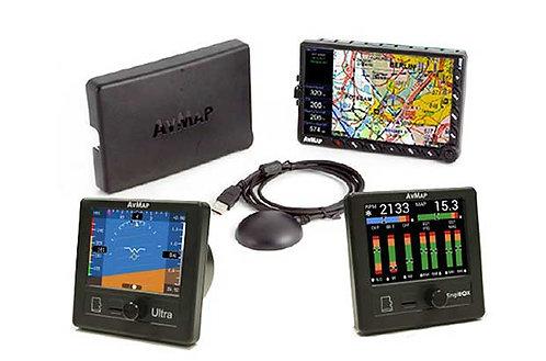 AvMap Système d'Avionique Complet