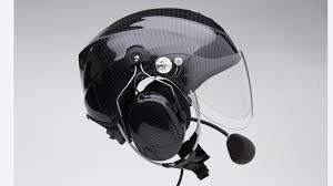 Casque Solar X Carbon optic avec visière et headset Peltor x5