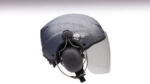 Casque Solar X Carbon optic avec visière et headset P