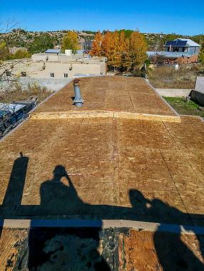 All Roofing Enterprises Roof Job