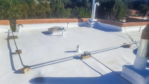 All Roofing Enterprises Work