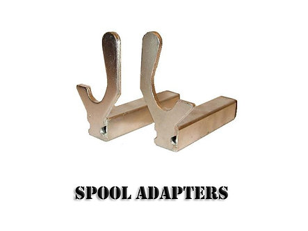 Rear Stand Spool Adapters