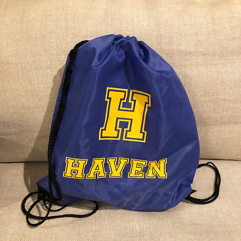 Haven Drawstring Bag