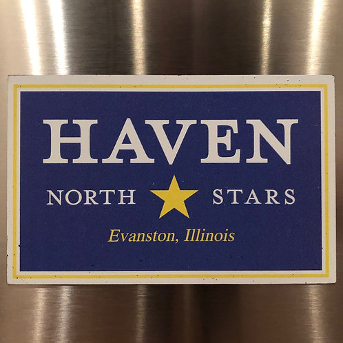 Haven Car Magnet