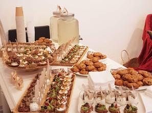 Buffet cookies événements