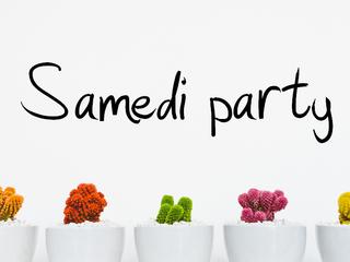 """Arrivée des """"Samedi party"""" au Buro des Possibles !"""