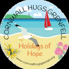 Cornwall Hugs Grenfell logo