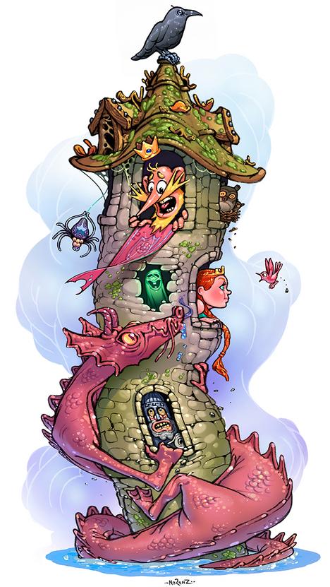 dragons visit