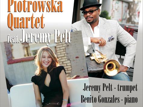 Dorota Piotrowska Quartet feat. Jeremy Pelt @ Kościuszko Foundation - Wahington D.C.