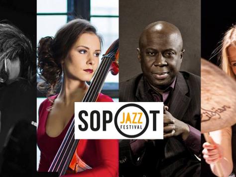 Dorota Piotrowska/Sam Newsome Quartet @ Sopot Jazz Festival