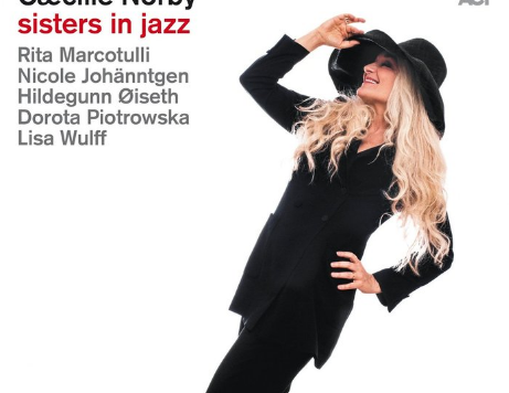 "Caecilie Norby ""Sisters in jazz"" release concert @ WDR 3 Jazz Fest"