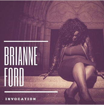 """Invocation"" by Brianne Ford feat. Dorota Piotrowska on drums is finally released! Find it"