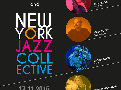 Ewa Uryga & New York Jazz Collective - Poland, November 2015