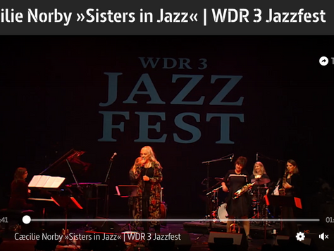 Video recording from WDR Jazz Fest album release concert | Video relacja z koncertu na festiwalu WDR
