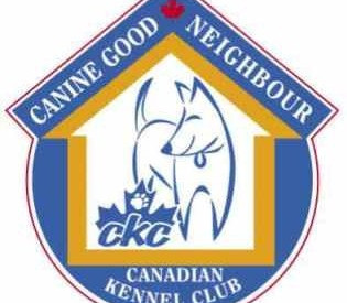 Canine Good Neighbour Test (CGN) -Wiggle Waggle Walk-a-thon & Run for the Animals