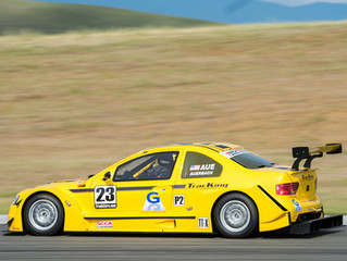 TracKing TT01 Takes 2nd Place Overall at Reno SCCA Season Finale