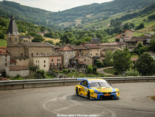 TracKing victorious at Beaujolais Villages Hill Climb
