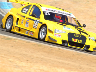 TracKing Finishes on Podium at Thunderhill East 3 Mile Course