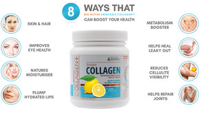 8 WAYS THAT BIO ACTIVE COLLAGEN PLUS CAN BOOST YOUR HEALTH
