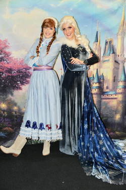 Royal Winter Sisters