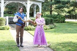 Rider Prince & Golden Locks Princess